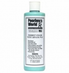 Poorboy's World Polish with Carnauba Blue 473ml