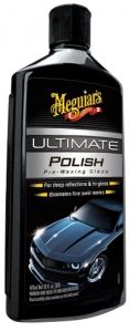 Meguiar's Ultimate Polish Pre - Waxing Glaze 473ml