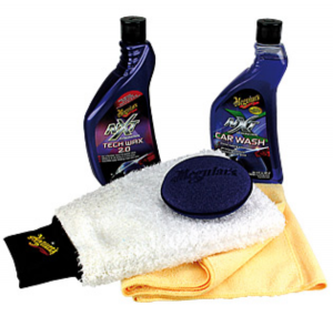 Nxt Generation Wash and Wax Kit