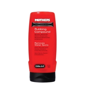 Mothers Professional Rubbing Compound 355ml
