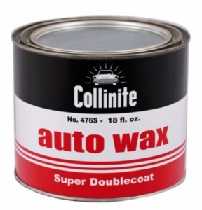 COLLINITE 476s SUPER DOUBLECOAT AUTO WAX 532ML