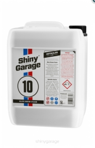 Shiny Garage Blue Foam 5l