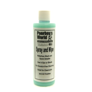 Poorboy's Spray and Wipe 476ml