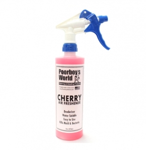 Poorboy's World Air Freshener - Cherry 473ml