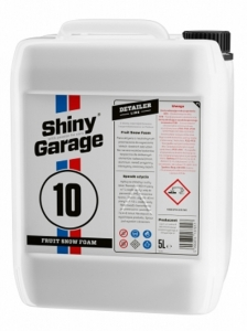 Shiny Garage Fruit Snow Foam 5l
