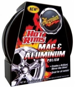 Meguiar's Hot Rims Mag and Aluminum Polish 232ml