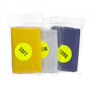 WORK STUFF TRIO Clay Bar 3x100g