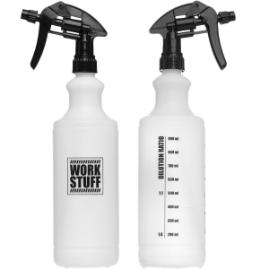 WORK STUFF Work Bottle 750ml + Trigger