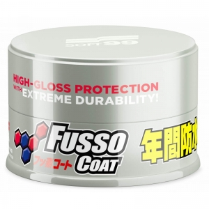 New Fusso Coat 12 Months Wax Light