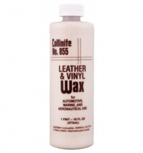 Collinite Leather and Vinyl Wax 855  473ml