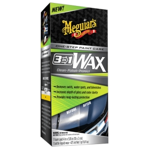 Meguiar's 3 in 1 Wax 473 ml