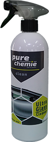 Pure Chemie Ultra Glass Cleaner  750ml