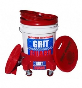 Grit Guard Complete System - Red
