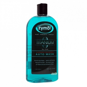 Zymöl Titanium Auto Wash 591ml