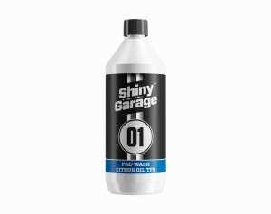 Shiny Garage Pre-Wash Citrus Oil TFR 1L