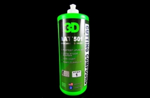 3D Car Care AAT 501 CUTTING COMPOUND 946 ml