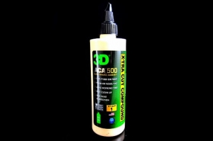 3D Car Care ACA 500 X-TRA CUT Compound 237ml