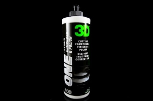 3D Car Care ONE HYBRID Compound&Polish 946ml