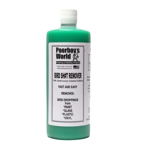Poorboy's World Bird Sh#t Remover 473ml
