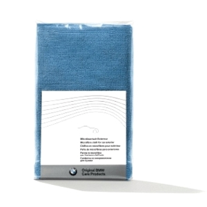 BMW Microfibre for the car exterior 40x40