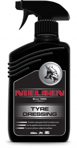 Nielsen RETAIL RANGE Tyre Dressing 500ml