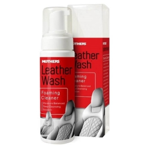 Mothers LeatherTech Foaming Wash 236ml