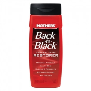 Mothers Naturally Black Trim & Plastic Restorer 355ml