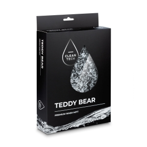 CleanTech Teddy Bear Wash Mitt
