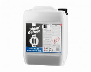Shiny Garage Pre-Wash Citrus Oil TFR 5L