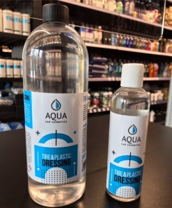 Aqua Tire Plastic Dressing 250ml