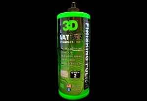 3d Car Care AAT 502 Finishing Polish 946ml