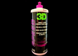 3d Car Care Speed - All In One 946ml