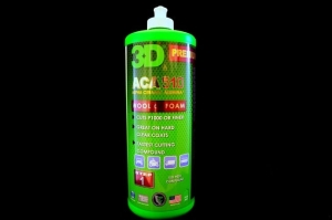 3D Car Care ACA 510 Rubbing Compound 946ml