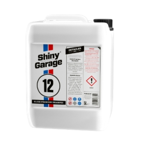 Shiny Garage Sleek & Bubbly Premium Car Bath  5l