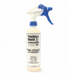 Poorboy's World Air Freshener - Pina Colada 473ml