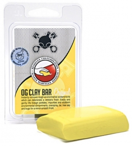 Chemical Guys Yellow Clay Bar - light
