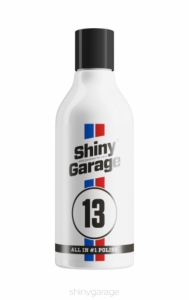 Shiny Garage All In One Polish 250ml