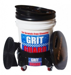 Grit Guard Complete System - Black