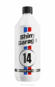 Shiny Garage Pure Black Tire Cleaner 1l