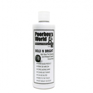 Poorboy's Bold N Bright Tire Dressing 473ml
