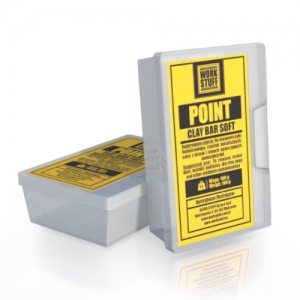 Work Stuff POINT Clay Bar Soft 100g