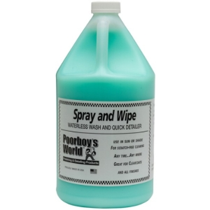Poorboy's Spray and Wipe 3,8l