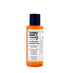 Poorboy's World Slick & Suds Shampoo 118ml