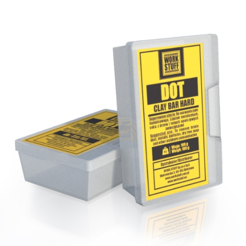 Work Stuff DOT Clay Bar Hard 100g