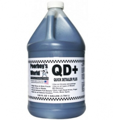 POORBOY'S WORLD QUICK DETAILER PLUS QD+ 3,8l