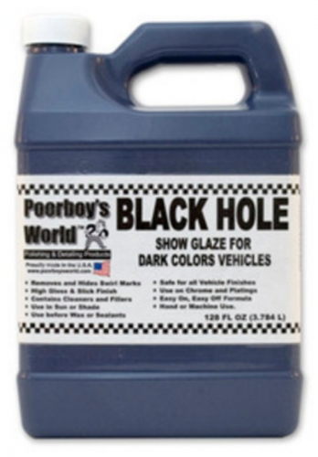 Poorboy's World Black Hole 3,8l