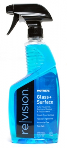 Mothers Glass Cleaner